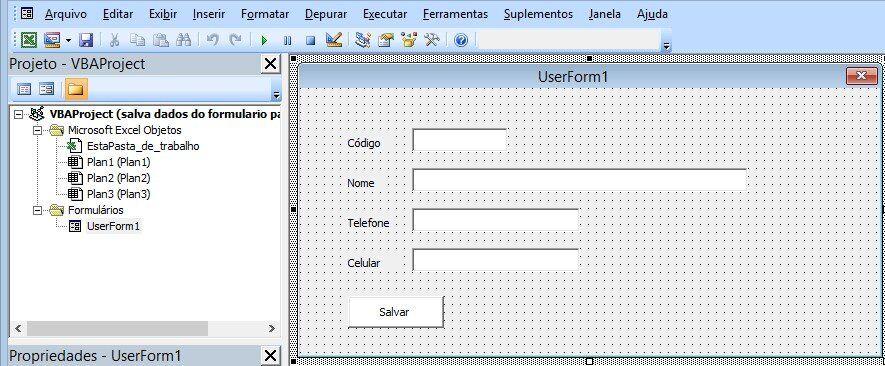 imagem 2 Formulário de pesquisa avançada no listbox com Excel VBA
