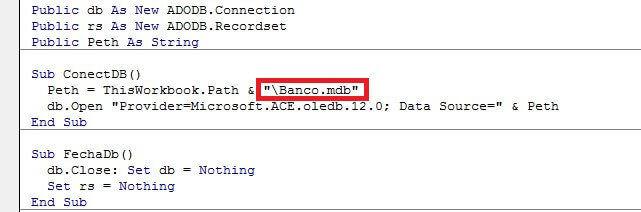 Excel Access - Registrar Dados Do VBA Excel No Access - Diário Excel